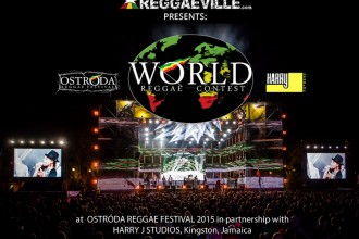 World Reggae Contest grafika